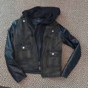American Eagle Small Motocross Jacket